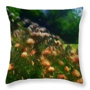 Thank You Day Throw Pillow