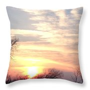 Thank You For This Day Throw Pillow