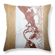 Thank You Lord 10 Throw Pillow