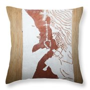 Thank You Lord 8 Throw Pillow