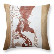 Thank You Lord 9 Throw Pillow