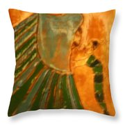 Thanks Jaaja - Tile Throw Pillow