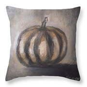 Thanksgiving - Pumpkin Throw Pillow