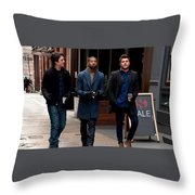 That Awkward Moment Throw Pillow
