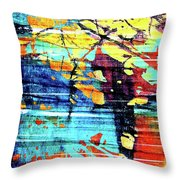 That Beauty You Possess Throw Pillow