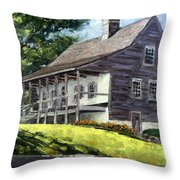 That Old House Throw Pillow