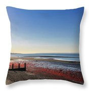 That Peaceful Hour Throw Pillow