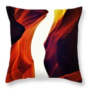 That Sacred Place Throw Pillow