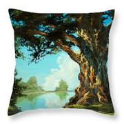 That Special Place Throw Pillow