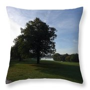 That Tree, 6th October, 2015 Throw Pillow