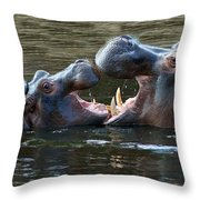That Was Funny Mum Throw Pillow