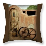 The Western Style Throw Pillow