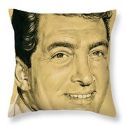 That's Amore Throw Pillow