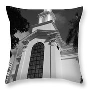 Thats Church Throw Pillow