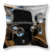 The 32 Chevy Confederate Deluxe Throw Pillow