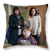 The A Word Throw Pillow