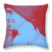 The Activist Throw Pillow