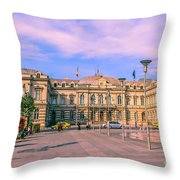 The Administrative Palace Throw Pillow