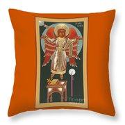 The Advent Of Hagia Sophia 173 Throw Pillow