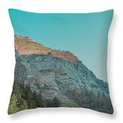The Afternoon Tide Throw Pillow