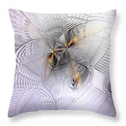 The Age Of Intellectual Ascension Throw Pillow