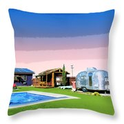 The American Dreamstate 1 Throw Pillow