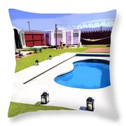 The American Dreamstate 2 Throw Pillow