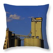 The Andersons Of Maumee- Horizontal Throw Pillow