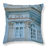 The Annex Bar Throw Pillow
