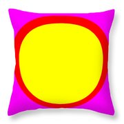 The Annunciation Throw Pillow by Eikoni Images