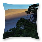 The Anthill Throw Pillow