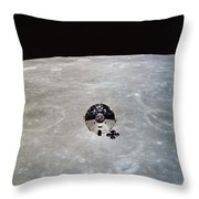 The Apollo 10 Command And Service Throw Pillow