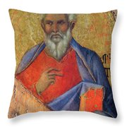 The Apostle Matthew 1311 Throw Pillow