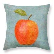 The Apple Still Life Throw Pillow