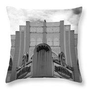 The Arcade Throw Pillow