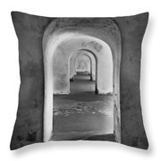 The Arches 2 Throw Pillow
