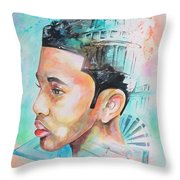 The Architect In Me Throw Pillow