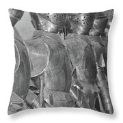 The Arms Of Spain Throw Pillow