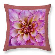 The Art In Flowers 1 Throw Pillow