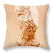 The Art Of Hidden Meanings Throw Pillow