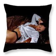 the Asian Throw Pillow
