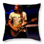 The Awakening Of Lukas Nelson 2 Throw Pillow