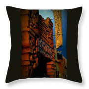 The Aztec Throw Pillow