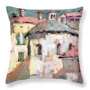 The Baptisterie Throw Pillow