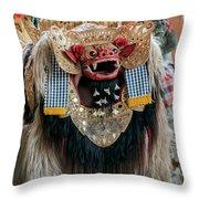 The Barong Throw Pillow