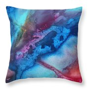 The Beauty Of Color 1 Throw Pillow