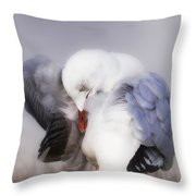 The Beauty Of Nature 00002 Throw Pillow