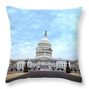 The Best Congress Money Can Buy Throw Pillow