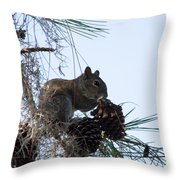 The Best Kind Of Cone Throw Pillow
