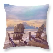 The Best Part Of The Day In A Dream  Throw Pillow